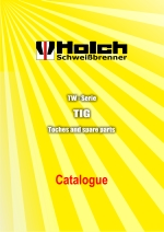 catalogue TIG-TW